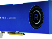 The Radeon Pro Duo features two professional-grade GPUs on a single card. (Source: AMD)