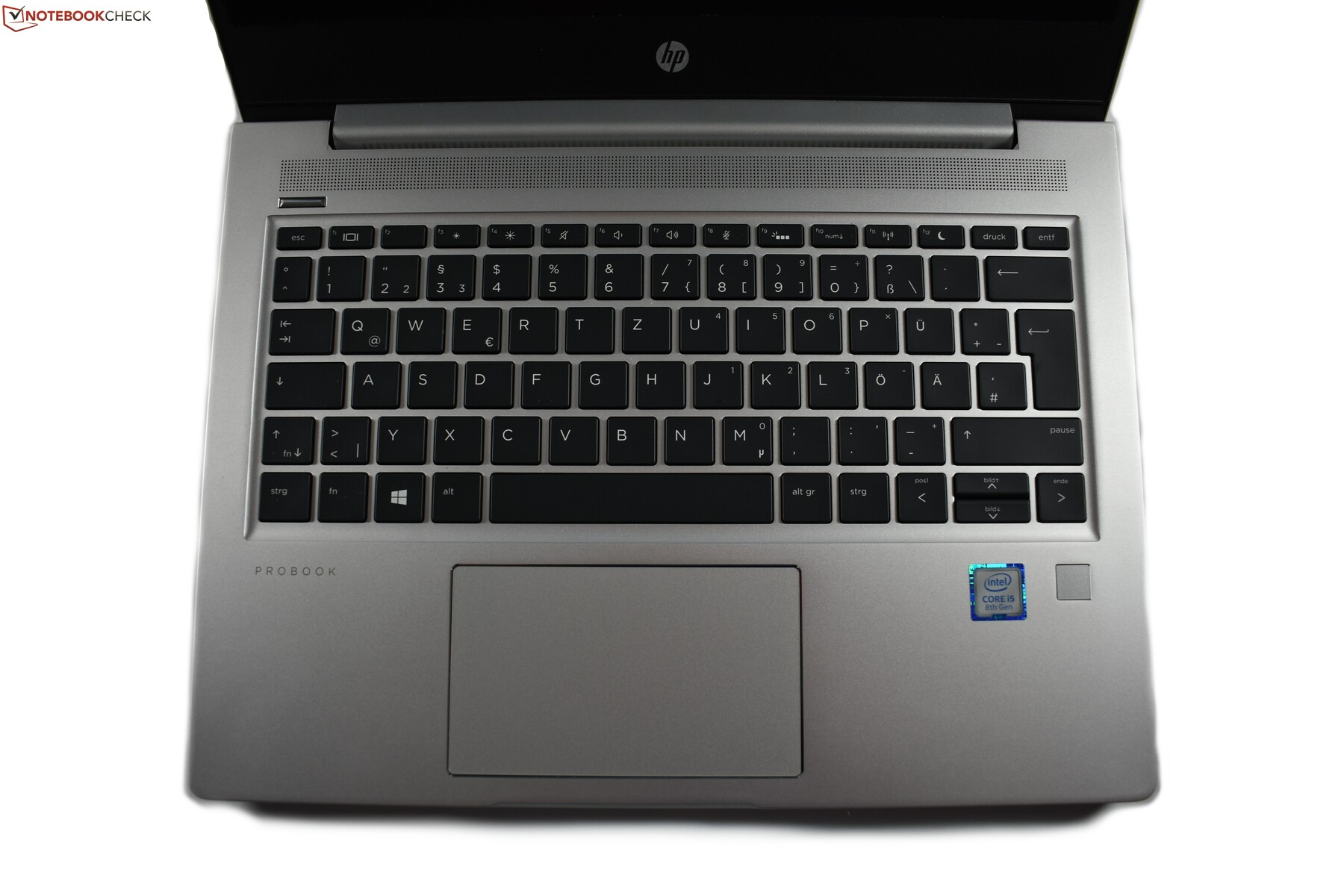 Hp Probook 430 G6 Core I5 8265u 8 Gb Ram 256 Gb Ssd Fhd Laptop Review Notebookcheck Net Reviews
