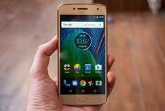 The Moto G5 Plus was one of our favorite devices of 2017. (Source: Pocket Lint)