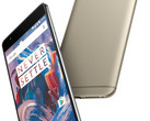 OnePlus 3 Android smartphone with 6 GB RAM and Qualcomm Snapdragon 820