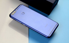The Honor V9. (Source: Digital Trends)