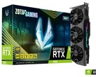 The price of the ZOTAC GAMING GeForce RTX 3090 Trinity has risen by US$350. (Image source: ZOTAC)
