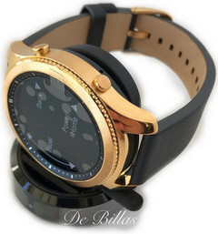 24K gold Samsung Gear S3 Classic by De Billas now available for purchase