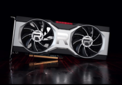 AMD's Radeon RX 6700 teaser confirms that the series will use Navi 22 GPUs. (Image source: AMD)