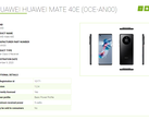 The Mate 40E leaks out. (Source: Wireless Power Consortium)