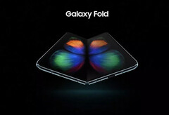 "One of the new ""Samsung Galaxy Fold"" images. (Source: MobiFlip)"