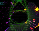 Eat Electric Death! Tempest 4000 arcade shooter now available (Source: ATARI)