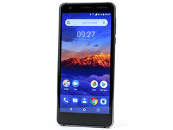 In review: Nokia 3 (2018). Review unit courtesy of HMD Global Germany.