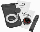 Misfit Vapor Android Wear 2.0 smartwatch retail package (Source: Misfit)