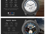 Samsung Gear S3 Outdoor and Sports watch faces now available, next to Travel watch face