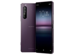 Features professional camera software: The Sony Xperia 1 II