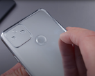 The Pixel 5 will apparently have a plastic back, despite its launch price of €629. (Image source: Dave Lee)