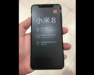Leaked photo of the Xiaomi Mi 8. (Source: MySmartPrice)