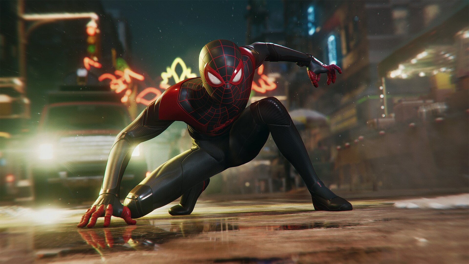 PS5's Spider-Man: Miles Morales image vs PS4's Spider-Man screenshots comparison shows how far the PlayStation has come - NotebookCheck.net News
