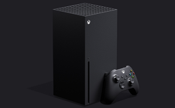 Microsoft has already shown off the design of the Xbox Series X. (Image source: Microsoft)