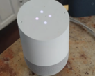 Google Home speakers are left unresponsive after a firmware update. (Image via Reddit user Umagafr3sh.)