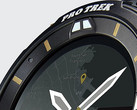 Casio Pro Trek WSD-F20SC Android Wear smartwatch closeup (Source: Casio)