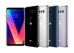 LG V30 Android flagship gets ThinQ features in late April 2018 (Source: LG)