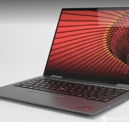 X1 Yoga 2021: With a 16:10 screen?
