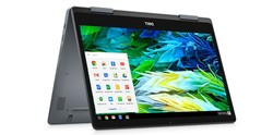 In review: Dell Inspiron 7846 Chromebook 14 2-in-1. Review unit courtesy of Dell.