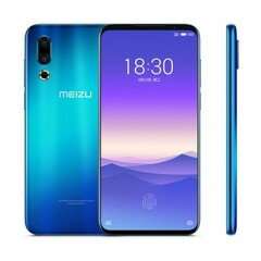 The Meizu 16s. (Source: GSMArena)