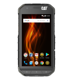 The Cat S31 was provided by: CAT Phones Germany