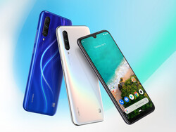 In review: Xiaomi Mi A3. Test unit provided by notebooksbilliger.de