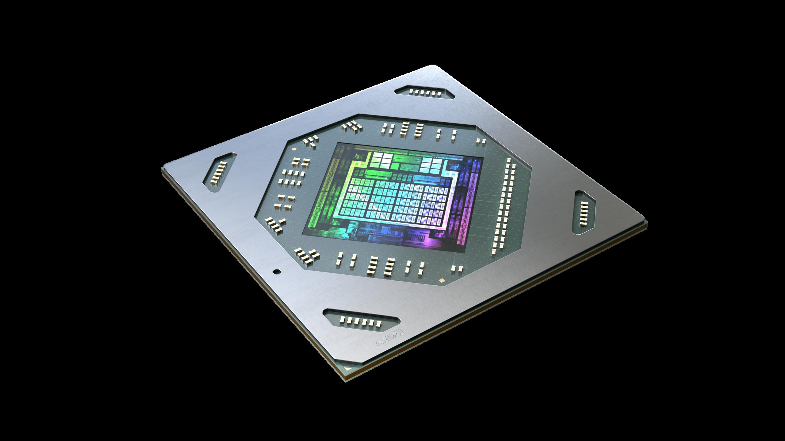 В видеокартах AMD Radeon RX 7600 / RX 7500 могут использоваться ГП Navi 2X
