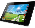 Acer Iconia Tab B1-730 HD Intel Atom-powered Android tablet