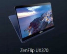 Asus ZenFlip UX370 Windows convertible leaked render