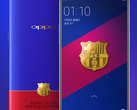 Oppo R11 FC Barcelona limited edition smartphone launches in China mid-August 2017