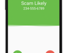 T-Mobile's Scam ID service will identify possible scam phone calls. (Source: T-Mobile)