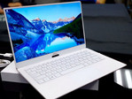 The first look of the new Dell XPS 13 in pristine Alpine White. (Source: TechRadar)