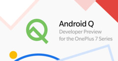 OnePlus has made Android Q betas for the 7 and 7 Pro. (Source: OnePlus)