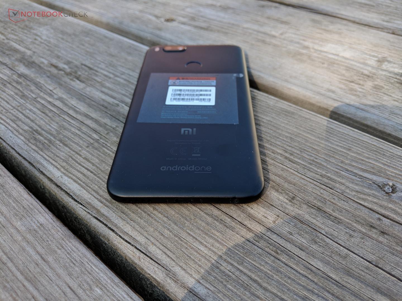 Xiaomi Mi A1 Smartphone Review - NotebookCheck net Reviews