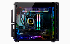 Both the Corsair Vengeance 6180 and 6182 come with a two-year warranty. (Image source: Corsair)