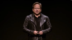 Nvidia's CEO Jensen Huang has announced it is making its GPUs compatible with ARM. (Source: Nvidia)
