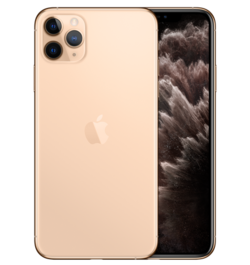 The gold standard: iPhone 11 Pro Max. (Image source: Apple)