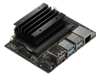 The developer kit version of the Nvidia Jetson Nano costs just US$99. (Source: Nvidia)