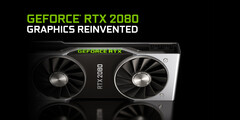 GeForce RTX 2080 mobile is a desktop RTX 2080 but 50 percent underclocked (Image source: Nvidia)