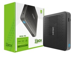 In review: Zotac ZBox Edge MI643. Test unit provided by Zotac