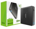 The size of a small book. | Zotac ZBox Edge MI643 Review: Slim and Low-Profile Mini PC