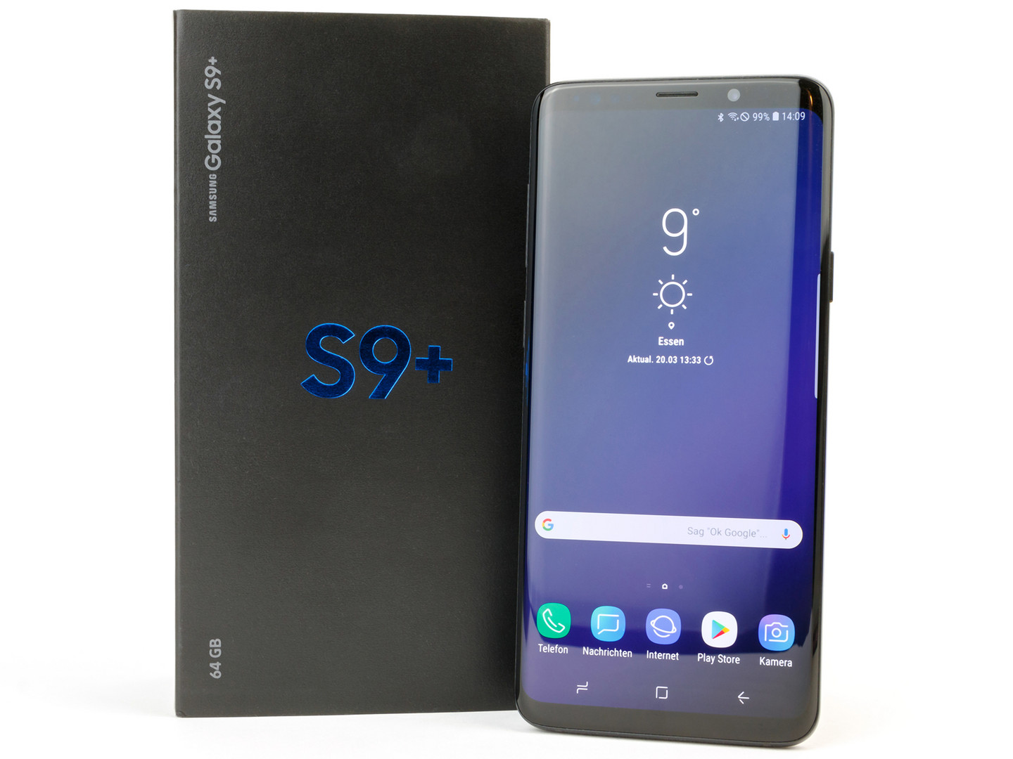 samsung galaxy s9 plus smartphone review reviews. Black Bedroom Furniture Sets. Home Design Ideas