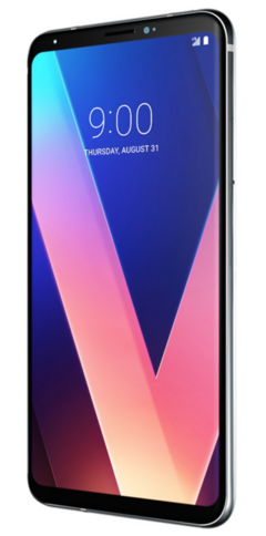 The V30 will be in international customer hands by early to mid-October. (Source: LG)