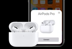 The AirPods Pro 2 may not arrive until October 2021 at the earliest. (Image source: Apple)