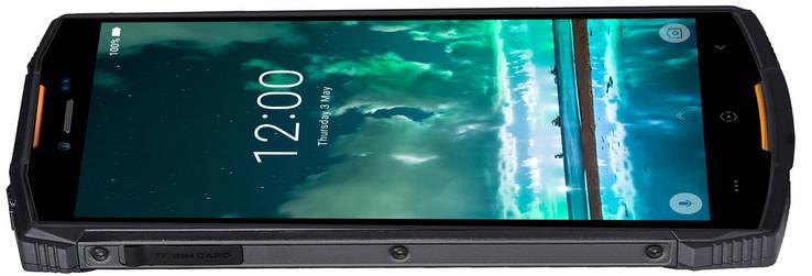 Doogee S55 Smartphone Review - NotebookCheck net Reviews