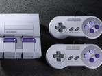 Super Nintendo Classic Edition (US Version). Some markets had a different external appearance to match the version sold there in the 1990's. (Source: Nintendo)