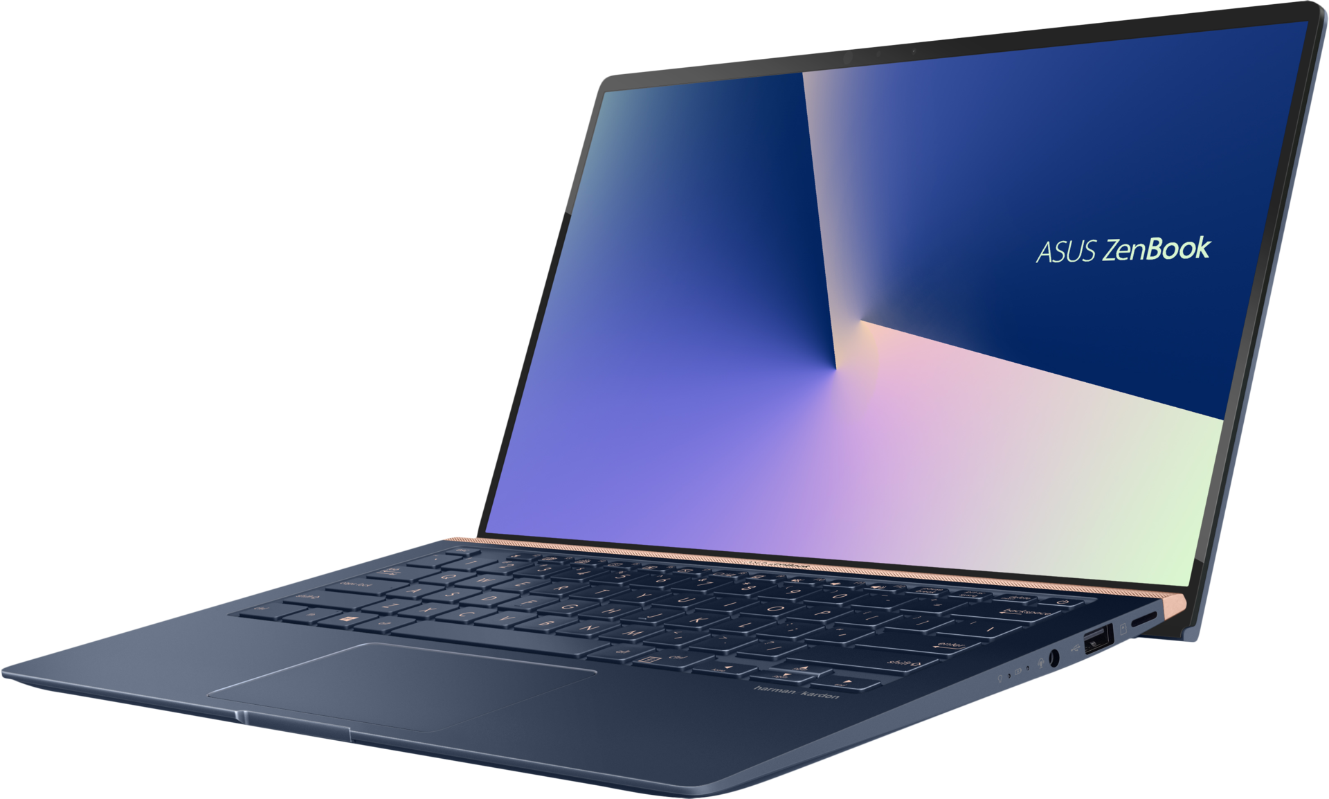 Asus Now Shipping Zenbook Ux333 433 533 Series With Narrow Bezels On