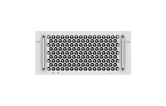 Apple's Mac Pro can now be purchased in a rack-friendly form factor. (Image via Apple)