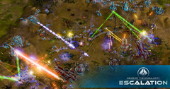 Ashes of the Singularity: Escalation was released in 2016. (Source: Stardock)